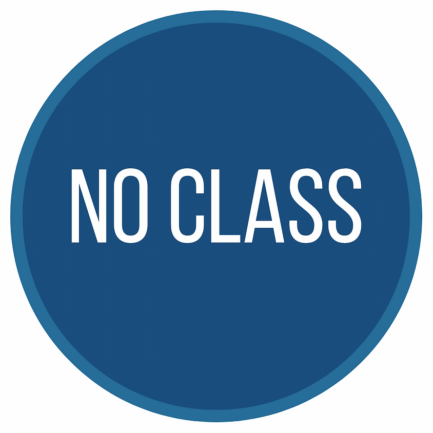 No Class - PATH Int'l Conference