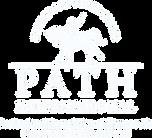 PATH_Logo_Fullaccredited_White+transpare