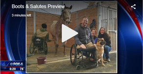 Boots & Salutes Fundraiser Preview