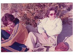 Helen and Franci 1974
