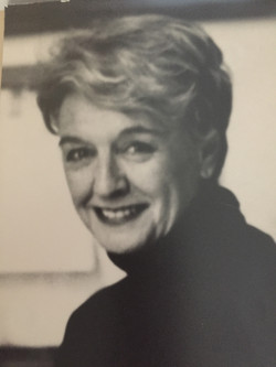 Journalist Marya Mannes, long time customer