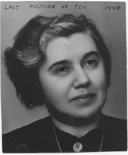 Last photo of Pepi 1940