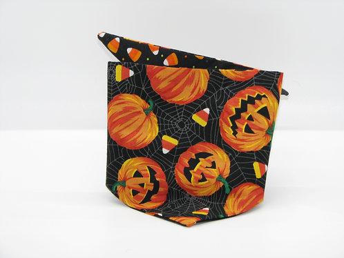 Jack-O-Lantern & Candy Corn
