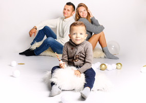 Holiday Family sessions