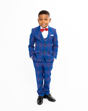 boy in the suit