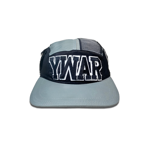 """YWAR"" 5 Panel Hat"