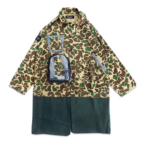 Heart Camo Field Coat