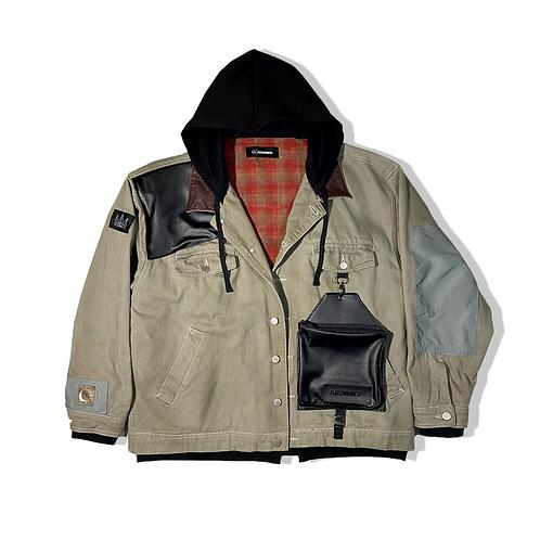 """""""YWAR"""" Kouriers Patch Jacket"""