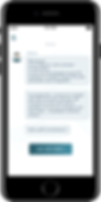exemple écran onboarding pa chatbot appBoarding