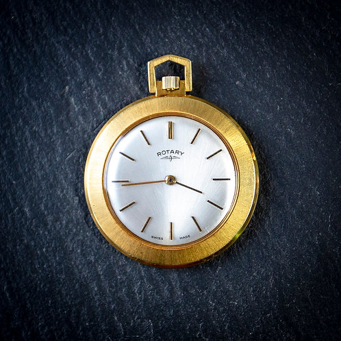 Rotary Pocket Watch. 1971 - Ideal upcoming 50th Birthday Gift