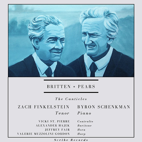 Order CD: 'Britten and Pears: the Canticles'