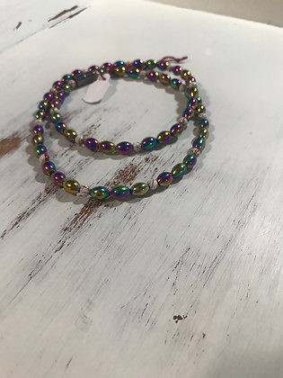 Rainbow Magnetic Necklace