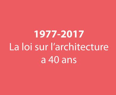 L'architecture est une expression de la culture