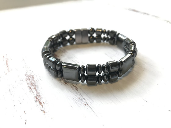 Double Strand GunMetal (Design 2)