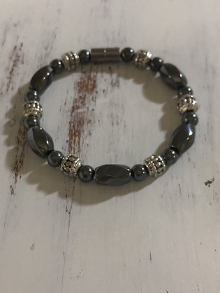 Classic Black And Silver