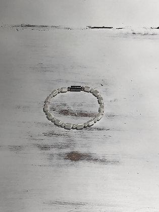 Magnetic Pearl Hematite Bracelet