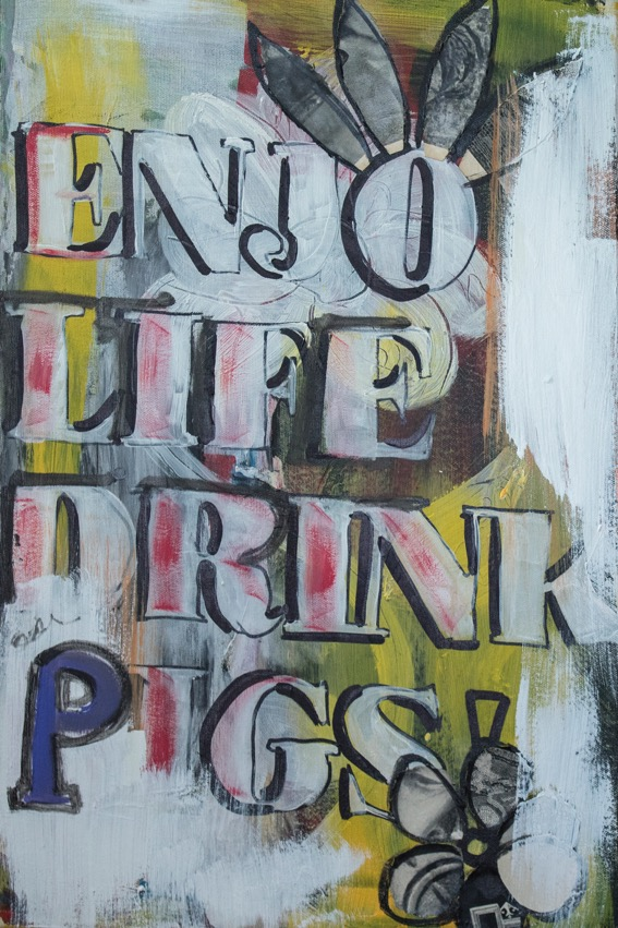 UG-DrinkPigs-40x60