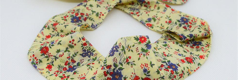 floral vintage style headband