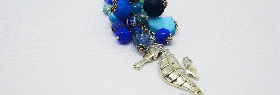 Sea Horse charm