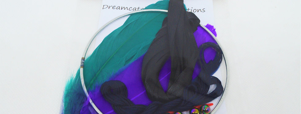oil splash dreamcatcher kit