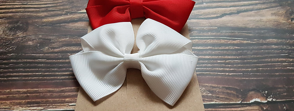 3pcs bow clips