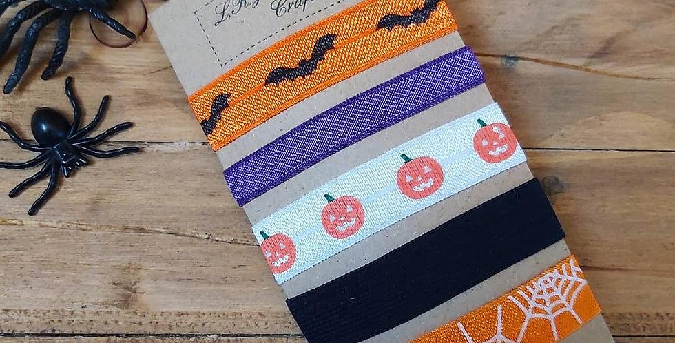 Purple Halloween package