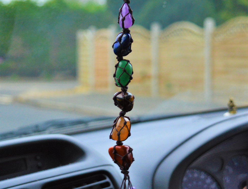 chakra dangle
