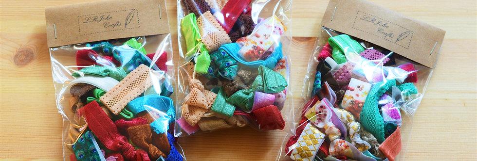 hair tie bundle