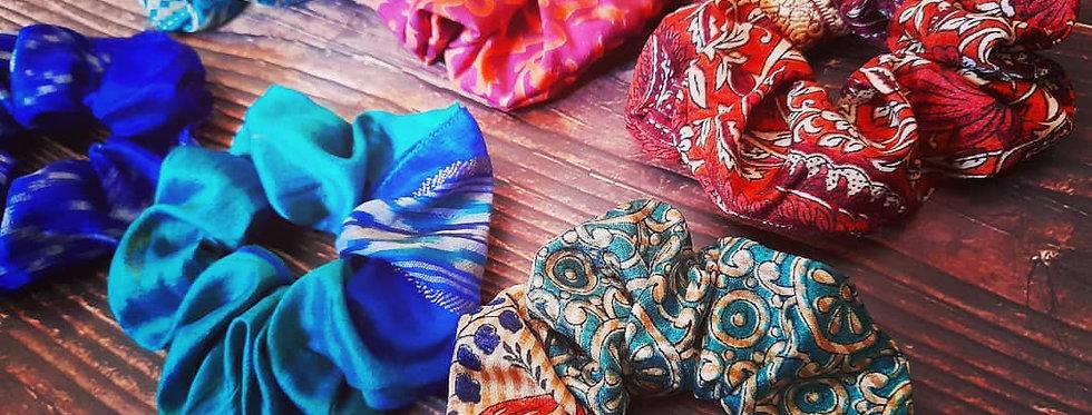 Copy of Sari silk scrunchie box