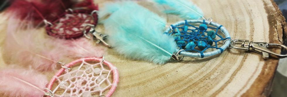 mini Dreamcatcher keyrings
