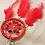 Thumbnail: mini Dreamcatcher keyrings