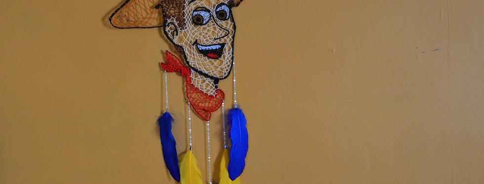 Custom Woody dreamcatcher