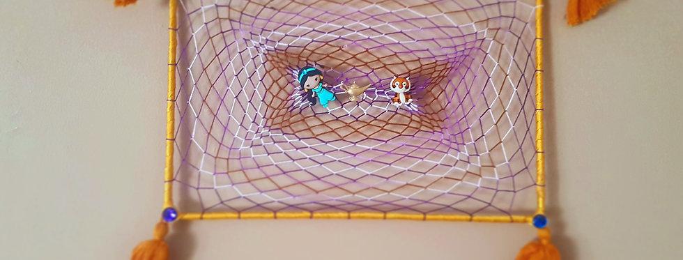 Princess carpet dreamcatchers