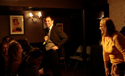 Collin Blackard as The Lawyer