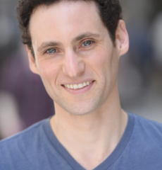 Live in Theater Actors Series: Evan Bass