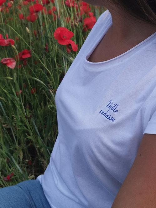 """T-shirt """"Vieille Radasse"""""""