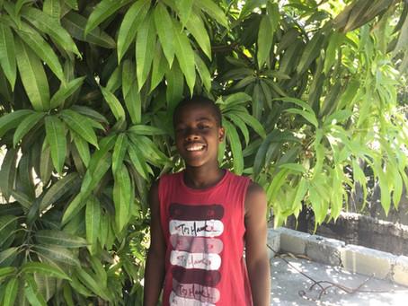 Praise Report : Salengro age 15
