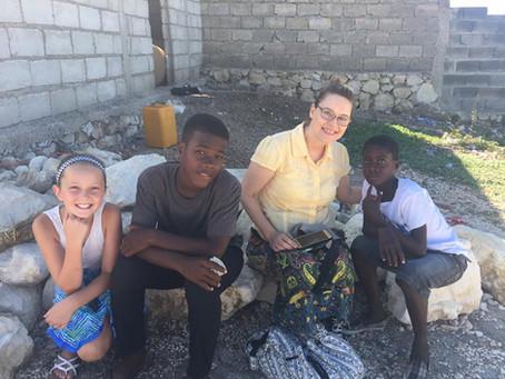 Visiting Missionary : Nicole Craig