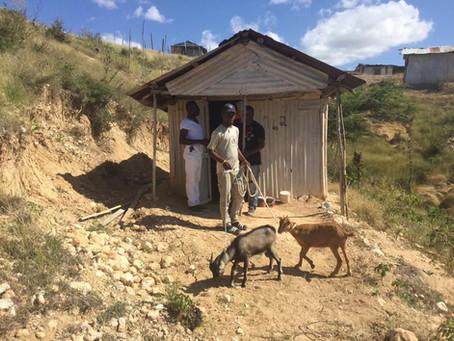 Braving the Summer Heat of Haiti
