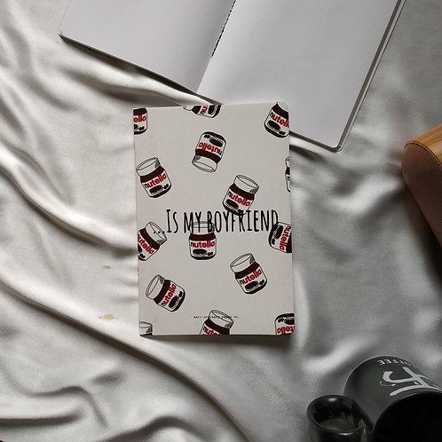 "Anti-ordinary Notepad ""nutella"""
