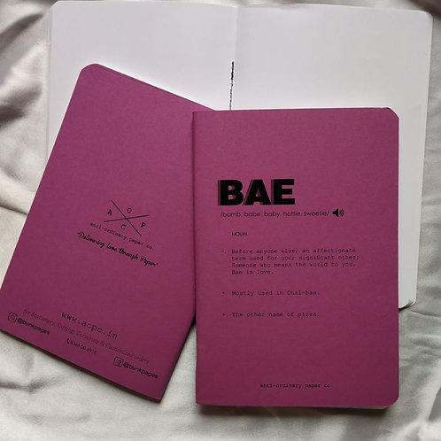 Bae Notepad