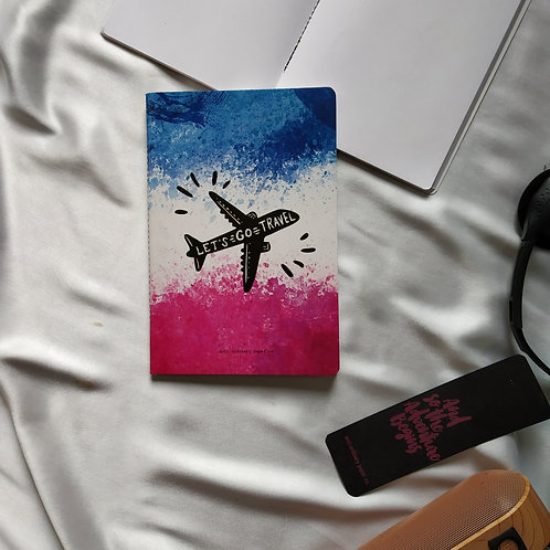 "Anti-ordinary Notepad ""lets go"""