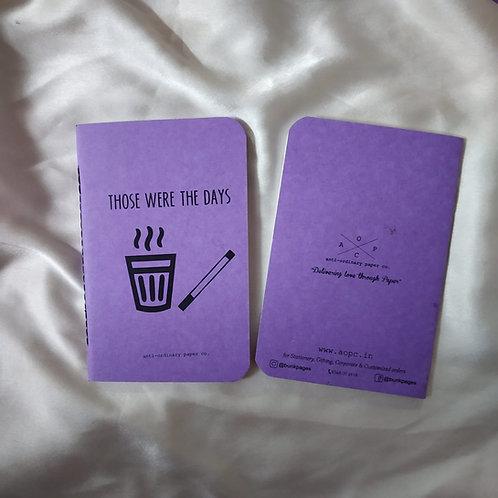 Throwback Pocket Diary