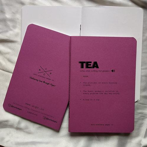Tea Notepad