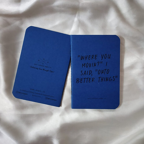 Better Things Pocket Diary