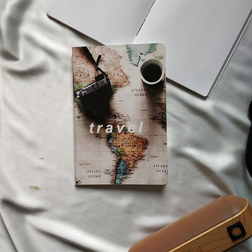 "Anti-ordinary Notepad ""travel"""