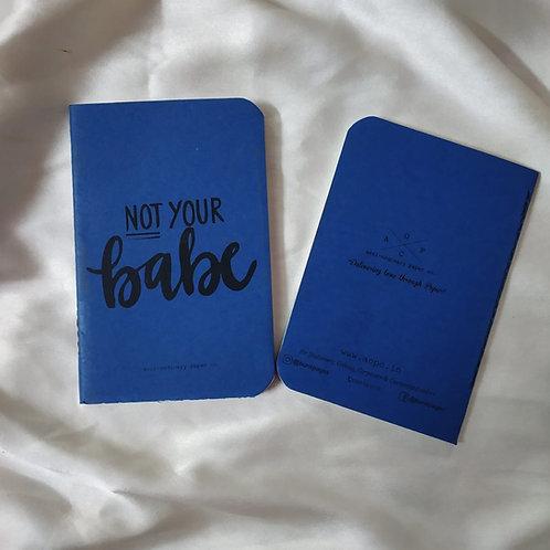 Babe Pocket Diary