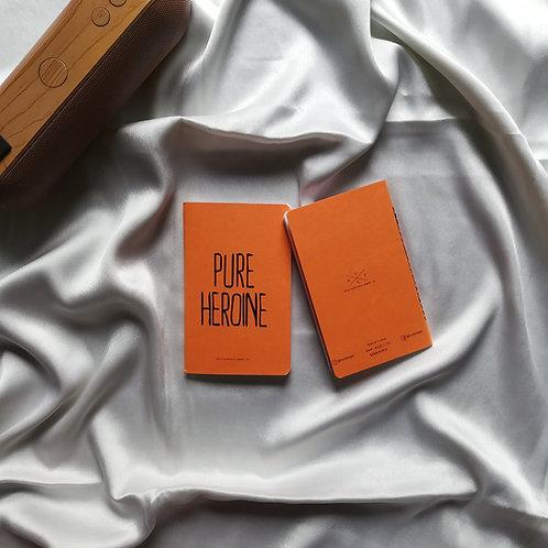 "Anti-ordinary Pocket Diary ""heroine"""