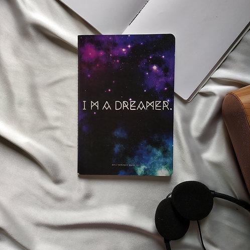 "Anti-ordinary Notepad ""dreamer"""