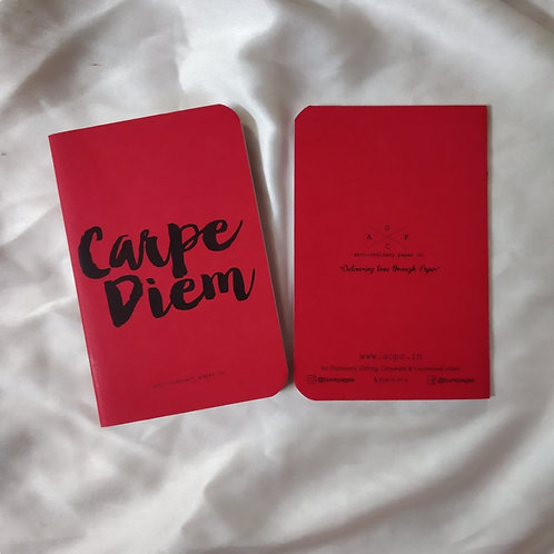 Carpe Diem Pocket Diary